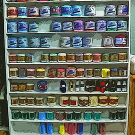 Pamela Patch - Yarn Shop Threads