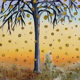 Alys Caviness-Gober - Yellow-Blossomed Wishing Tree