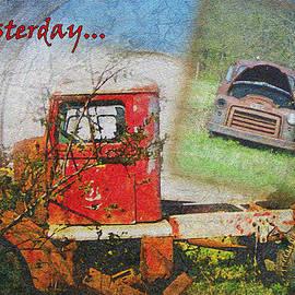 Larry Bishop - Yesterday Postcard