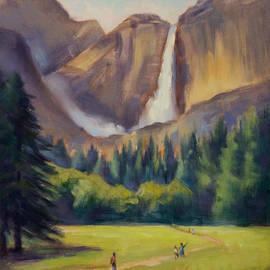 Karin  Leonard - Yosemite Falls
