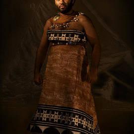 Naoki Takyo - Young Fijian Chief