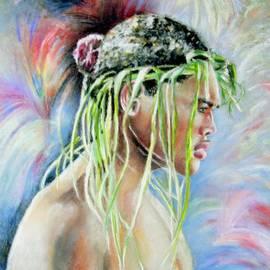 Miki De Goodaboom - Young Maori Warrior