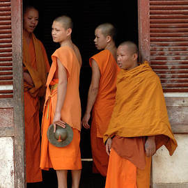 Bob Christopher - Young Monks Laos 2