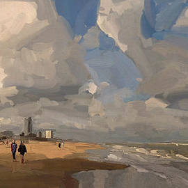 Nop Briex - Zandvoort Beach