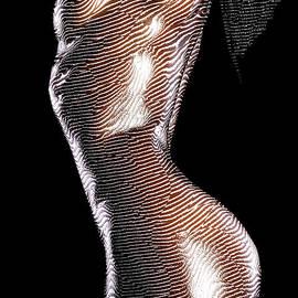 Philip Gresham - Zebra Woman