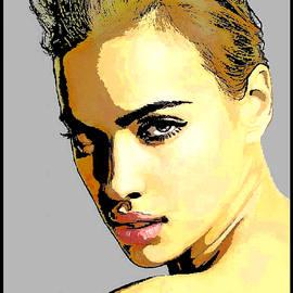 # 14 Irina Shayk Portrait