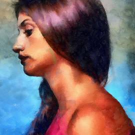 Alan Armstrong - # 22 Penelope Cruz Portrait