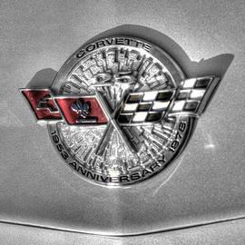 John Straton -  25th Anniversary Corvette  V1