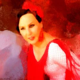 Alan Armstrong - # 27 Flamenco