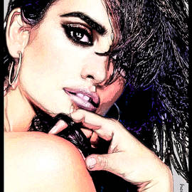 Alan Armstrong - # 28 Penelope Cruz Portrait