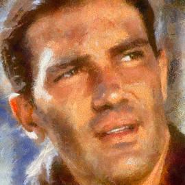 Alan Armstrong - # 3 Antonio Banderas Portrait