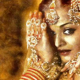 Alan Armstrong - # 4 Aishwarya Rai Portrait