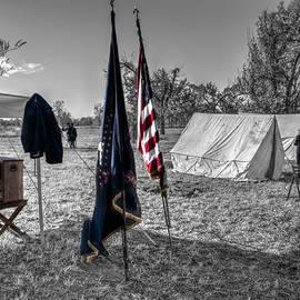 John Straton -  Battle of Honey Springs v15