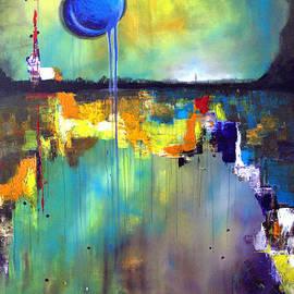 Aarti Bartake -  Ethereal Landscape