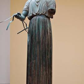 Beth Wolff -  Charioteer of Delphi