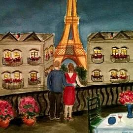 M Carlen -  Enchanted Paris Evening