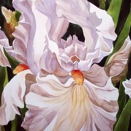 Alfred Ng -  Flower-White Iris