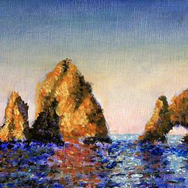 David Zimmerman -  Los acantilados de Cabo San Lucas