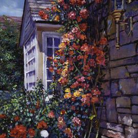 David Lloyd Glover -  Magnificent Climbing Roses