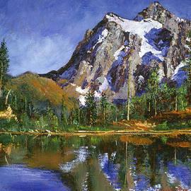 David Lloyd Glover -  Mountain Stillness