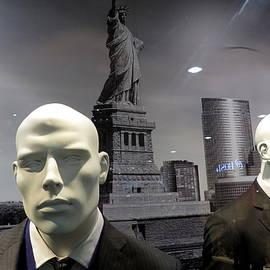 Daniel Gomez -  New York City  Martians #  2