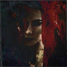 Avriahartz Digital Arts -  Red and Black Collides