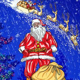 Andrzej Szczerski -  Santa Claus