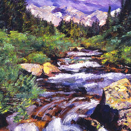 SIERRA RiVER - David Lloyd Glover
