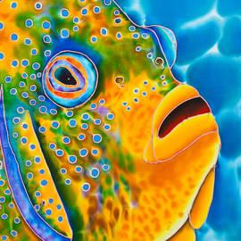 Daniel Jean-Baptiste -  Spotted Angelfish