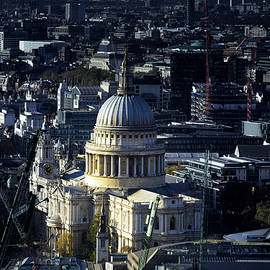 St Pauls cathedral London - Ian Hufton