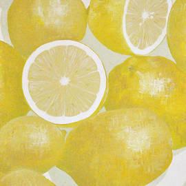 Damijana Cermelj -  Still life with lemons