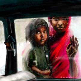 Ratika Puri -  The Pleading Eyes