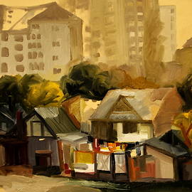Ion Mihalache -  Urban Landscape