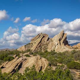Ken Wolter -  Vazquez Rocks Panorama