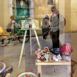 Jennie Breeze -  Window Shopping Laboratorio.Matera