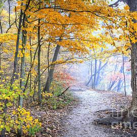 Steve Sturgill - 0982 Starved Rock Riverwalk