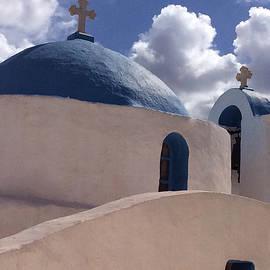 Colette V Hera  Guggenheim  - 0rthodox Church Paros Island