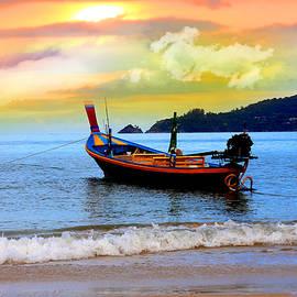 thailand - Mark Ashkenazi