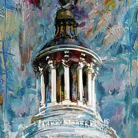 063 United States Capitol Dome - maryam mughal