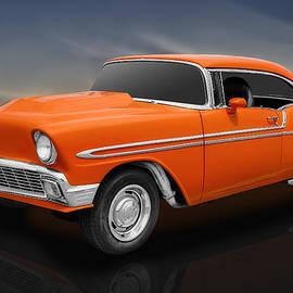 Frank J Benz - 1956 Chevrolet Bel Air 2 Door Sport Coupe