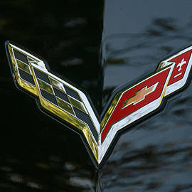 Allen Beatty - 2015 Chevy Corvette Stingray Emblem