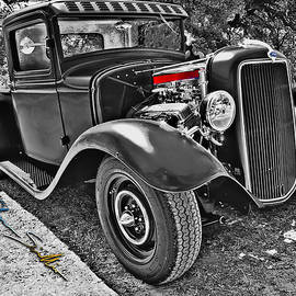 Chas Sinklier - 34 Ford Rat Rod Pickup