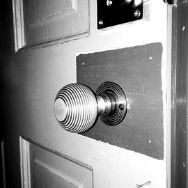 A door handle - Tom Gowanlock
