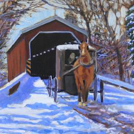 David Zimmerman - A Winter