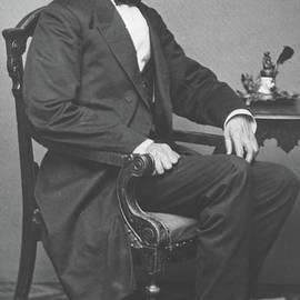Abraham Lincoln - Alexander Gardner