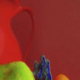 Abstract Fruit Art 13