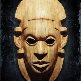 Marina Grey - African Mask