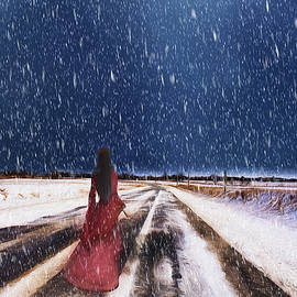 Darren Fisher - Alone in the Cold