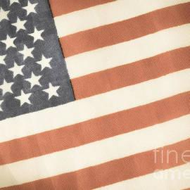 Andrea Anderegg  - American Flag