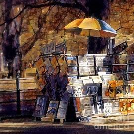 Miriam Danar - Art in the Park - Central Park in Autumn